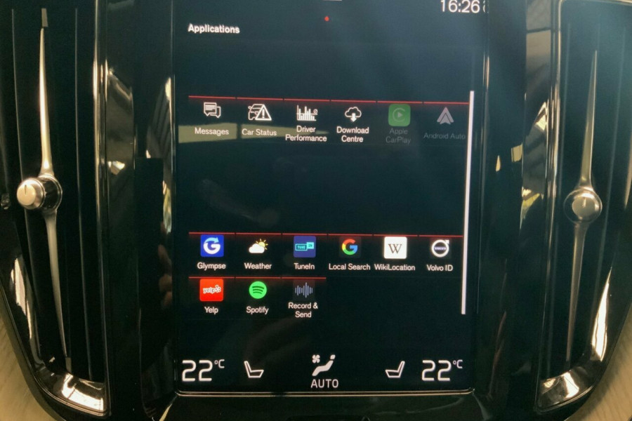 2018 MY19 Volvo XC60 UZ T5 Inscription (AWD) Suv Mobile Image 13