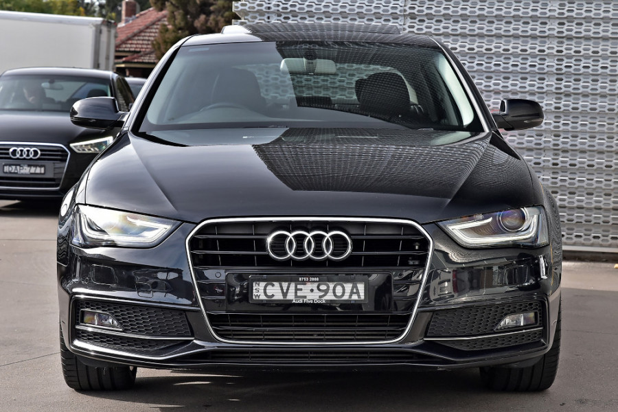 Used 2014 Audi A4 #48140 Sydney | Autosports Group