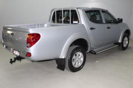 2015 Mitsubishi Triton 4 X 4 MN MY15 Utility