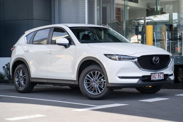 2021 Mazda CX-5 KF Series Maxx Sport Suv Mobile Image 1