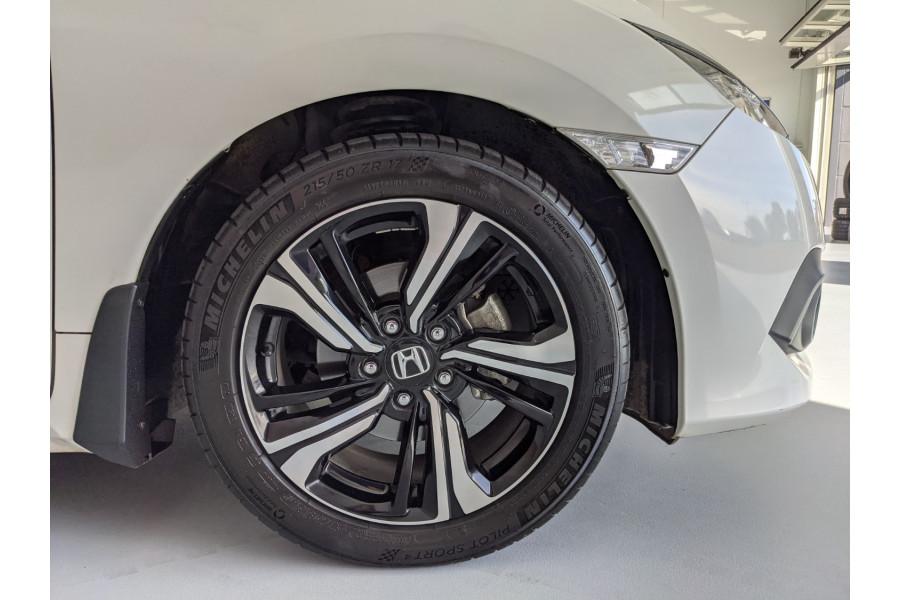 2016 Honda Civic 10th Gen RS Sedan