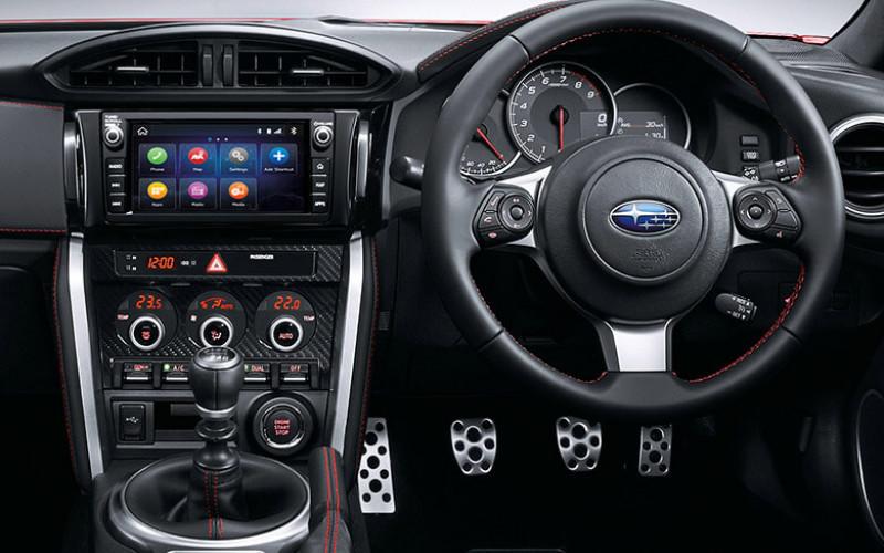 Subaru BRZ Specs and Features Image