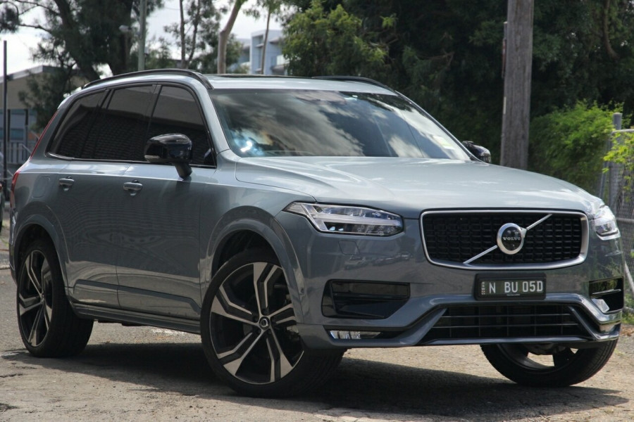 2019 MY20 Volvo XC90 L Series D5 R-Design Wagon