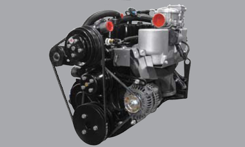 25/30 LC-7M GM 3.0L Engine