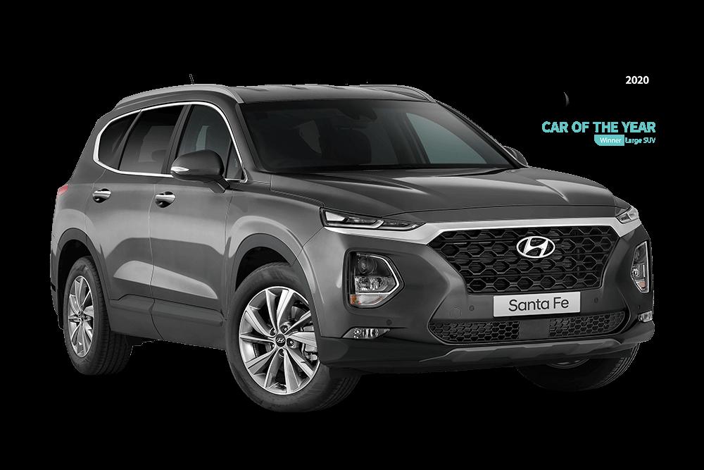 2020 Hyundai Santa Fe TM.2 Active X Suv