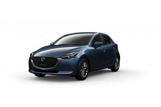 2021 MY20 Mazda 2 DJ Series G15 Evolve Hatchback Image 2