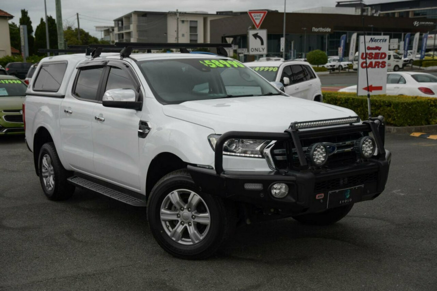 2018 MY19.00 Ford Ranger PX MkIII 2019.00MY XLT Utility