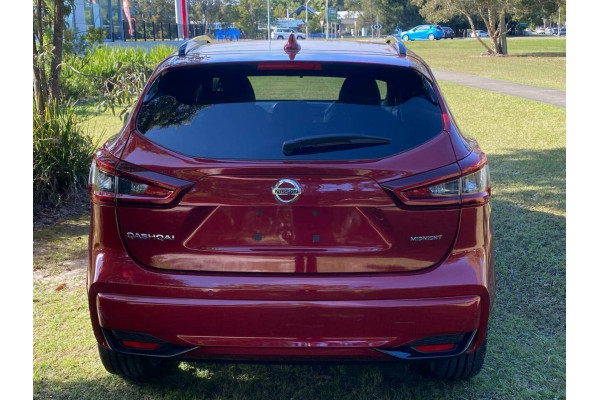 2021 MY0  Nissan QASHQAI J11 Series 3 Midnight Edition Suv Image 5