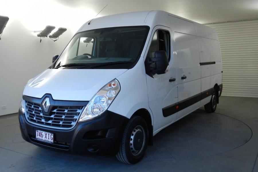 2017 Renault Master X62 X62 Van Mobile Image 4