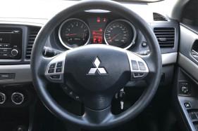 2014 Mitsubishi Lancer CJ MY14 ES Sedan