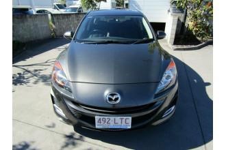 2009 Mazda 3 BL10L1 SP25 Activematic Hatchback Image 2