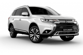 Mitsubishi Outlander Exceed DID ZL