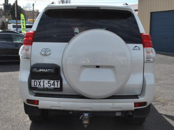 2013 Toyota Landcruiser Prado KDJ150R Altitude Wagon