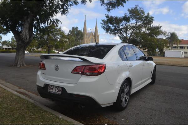 2014 Holden Commodore VF SV6 Sedan Image 4