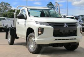 Mitsubishi Triton GLX Single Cab Chassis 4WD MR