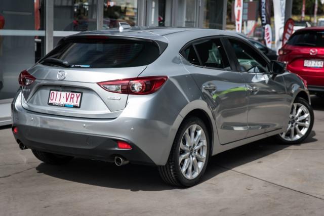 2015 Mazda 3 BM Series SP25 Astina Hatch Hatchback Image 2
