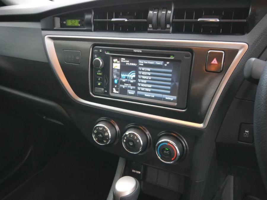 2013 Toyota Corolla ZR Sport Hatchback