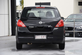 2007 Nissan Tiida C11 MY07 ST-L Hatch Image 4