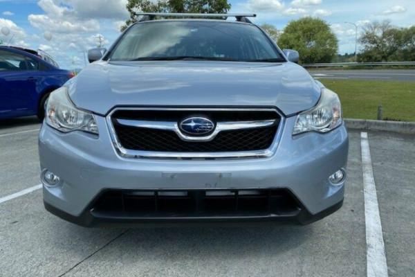 2013 Subaru XV G4X MY13 2.0i Lineartronic AWD Suv Image 2