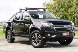 Holden Colorado LTZ RG MY18