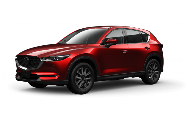 2021 MY20 Mazda CX-5 KF Series GT Other