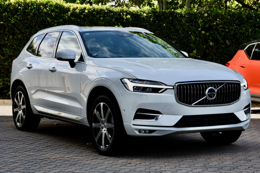 2019 MY20 Volvo XC60 UZ D4 Inscription Suv Image 1