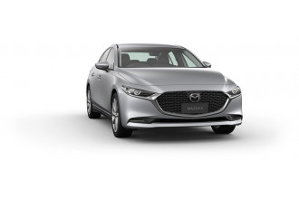 2020 Mazda 3 BP G20 Touring Sedan Sedan Image 5
