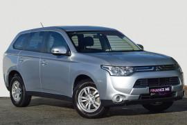 Mitsubishi Outlander LS ZH MY12