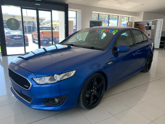 2016 Ford Falcon FG X XR6 Sedan Image 3