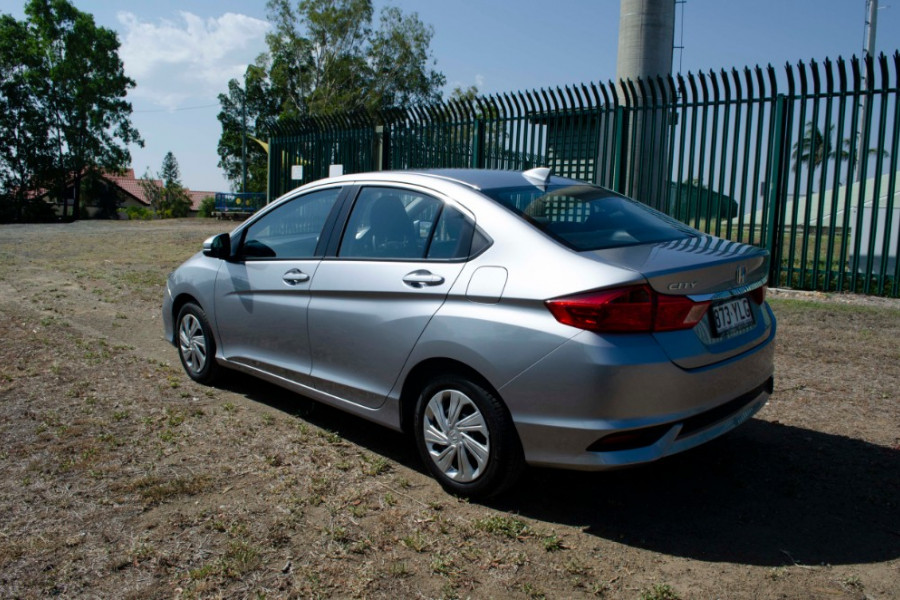 Demo 2018 Honda City #H3533 - Cricks