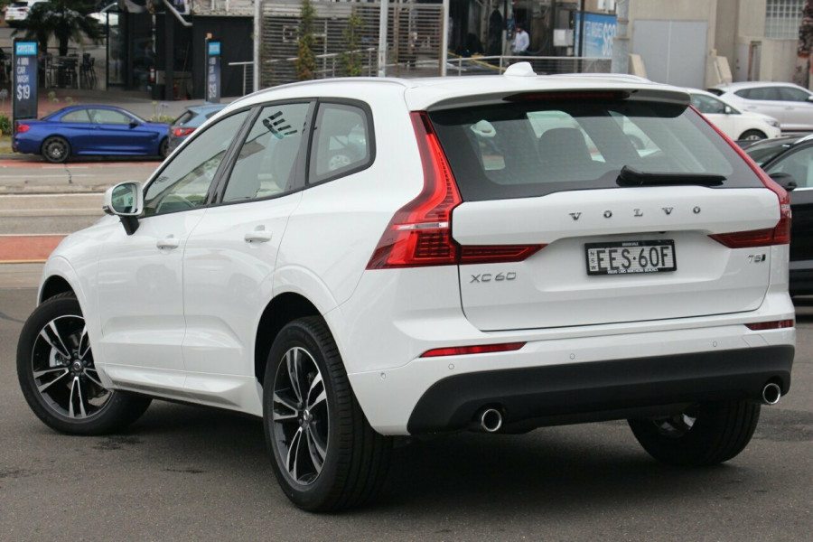 2019 MY20 Volvo XC60 UZ T5 Momentum Suv