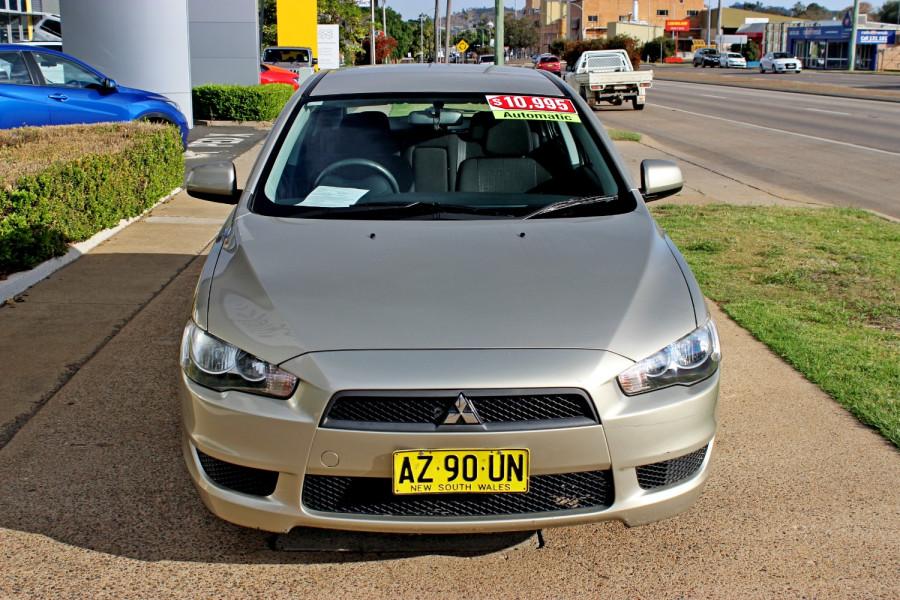 2008 MY09 Mitsubishi Lancer ES Hatchback Image 3