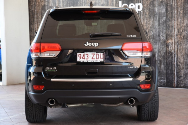 2019 Jeep Grand Cherokee WK Limited Suv Image 4