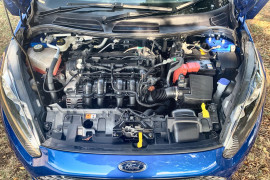 2017 Ford Fiesta WZ Ambiente Hatch Image 3