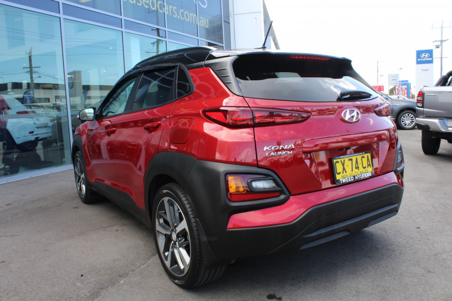 2017 MY18 Hyundai Kona OS Launch Edition Suv Image 19