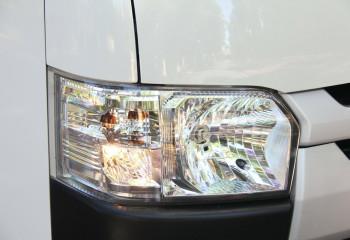 2016 Toyota Hiace TRH201R LWB Van