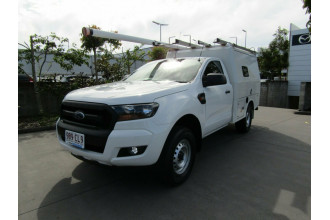 2017 MY18.00 Ford Ranger PX MkII 2018.00MY XL Hi-Rider Cab chassis Image 3