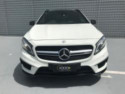 2015 MY55 Mercedes-Benz Gla-class X156 805+055MY GLA45 AMG Wagon