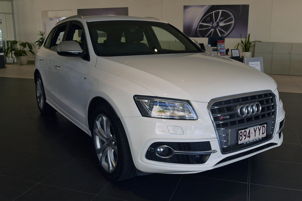 Audi Sq5 TDI 8R MY16