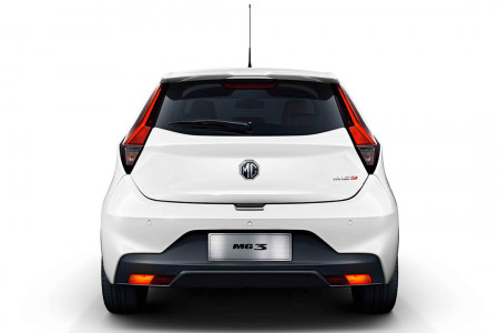 2020 MG MG3 SZP1 Excite Hatchback Image 4