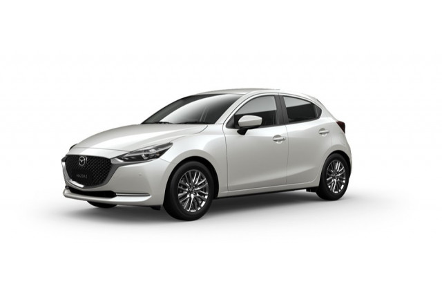2021 MY20 Mazda 2 DJ Series G15 GT Hatchback
