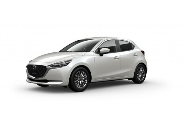 2020 Mazda 2 DJ Series G15 GT Hatchback