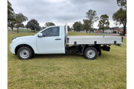 2015 MY15.5 Isuzu UTE D-MAX SX 4x2 Single Cab Chassis Low-Ride Cab chassis Image 4