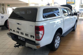 2019 Ford Ranger PX MkIII 4x4 XLT Double Cab Pick-up Utility Image 5