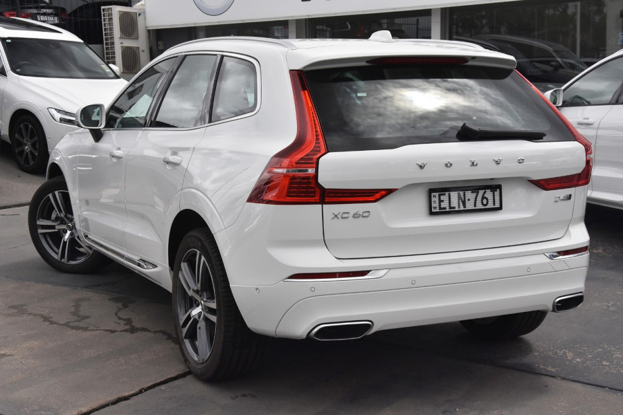 2019 Volvo XC60 D4 Inscription