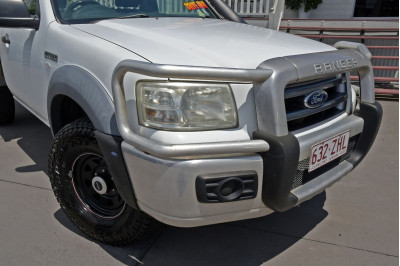 2007 Ford Ranger PJ XL Cab chassis Image 2