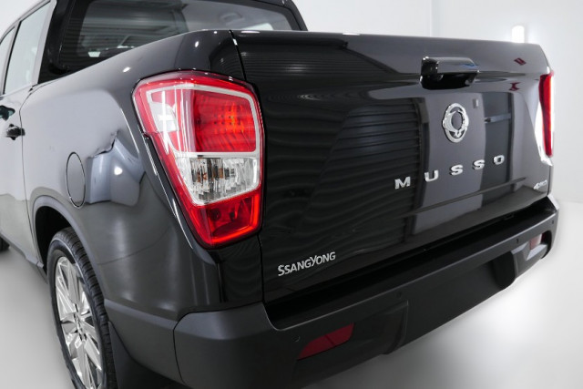 2019 SsangYong Musso Ultimate 22 of 26