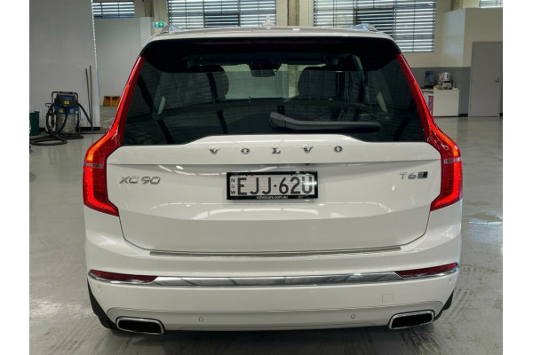 2019 MY20 Volvo XC90 L Series MY20 T6 Geartronic AWD Inscription Suv Image 5