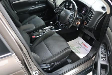 2017 Mitsubishi Outlander ZK MY17 LS Suv