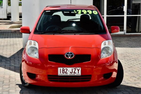 2006 Toyota Yaris NCP90R YR Hatchback Image 2